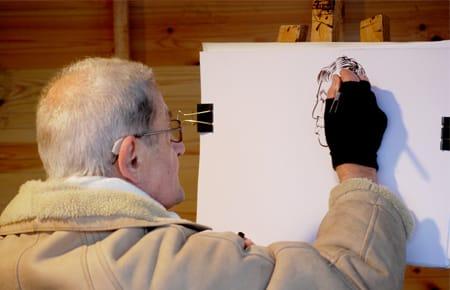 artiste caricaturiste