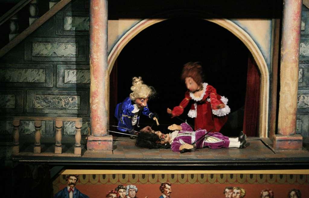 spectacle marionnette enfant