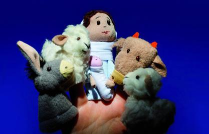 animation marionnettes enfant