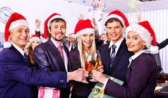 L'organisation d'une fête de fin d'année noël pour vos salariés